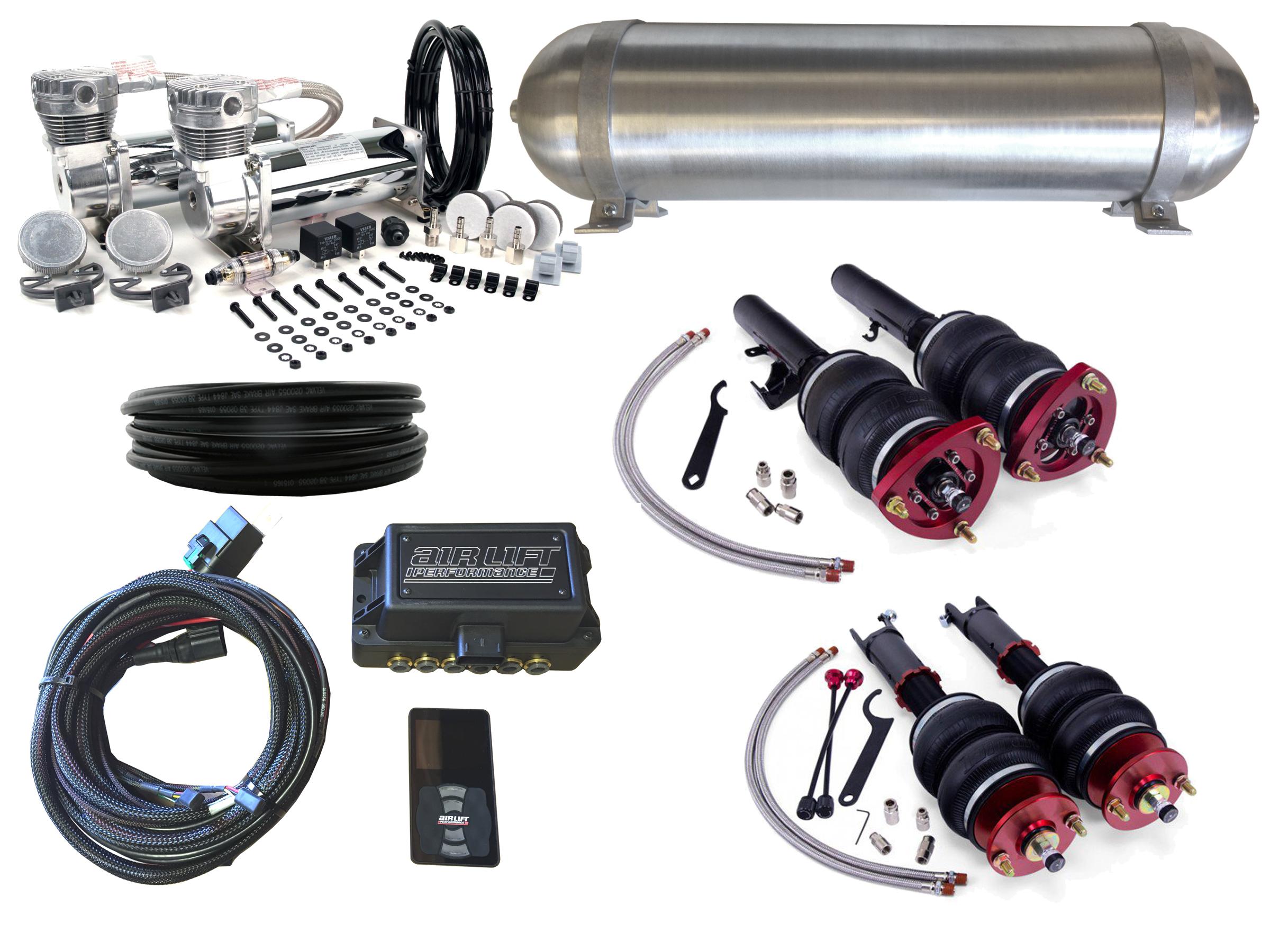 2013 2015 Honda Accord Air Suspension Kit
