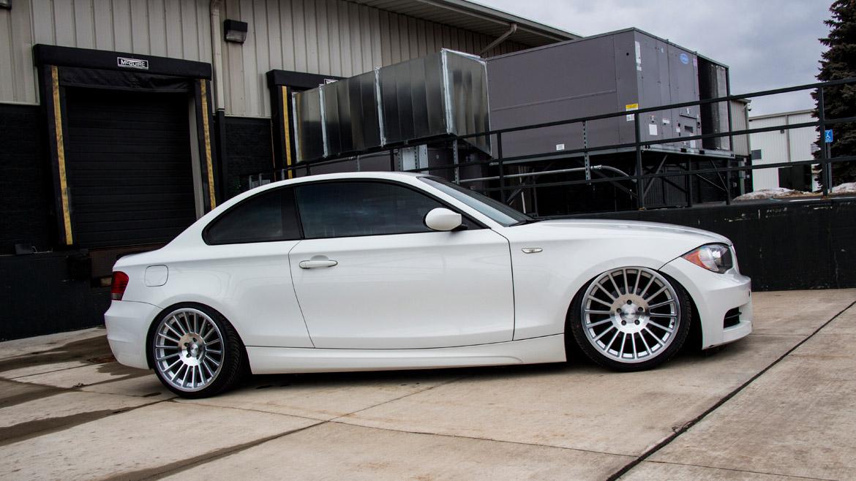 2004 2014 BMW 1 Series E8x Airbag Suspension Kit