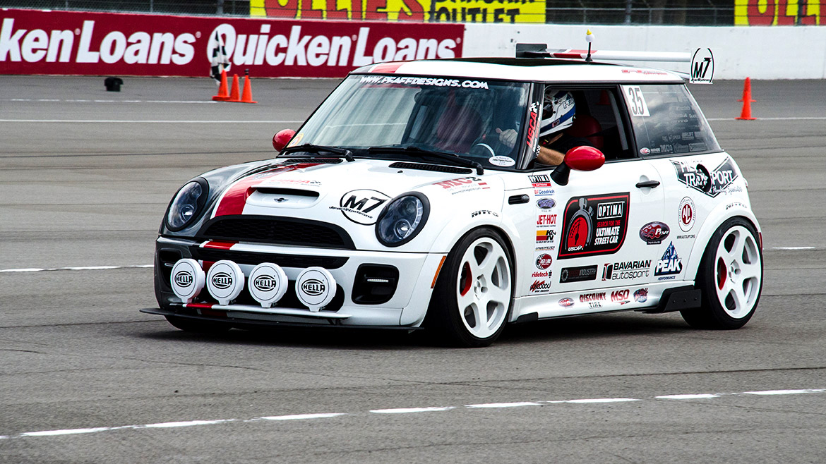 02 06 Mini Cooper R50 R52 R53 Airbag Suspension Kit Level 4 With Air Lift Performance 3p Management