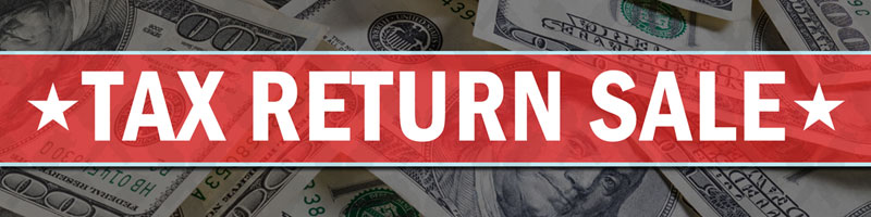 Tax Return Banner