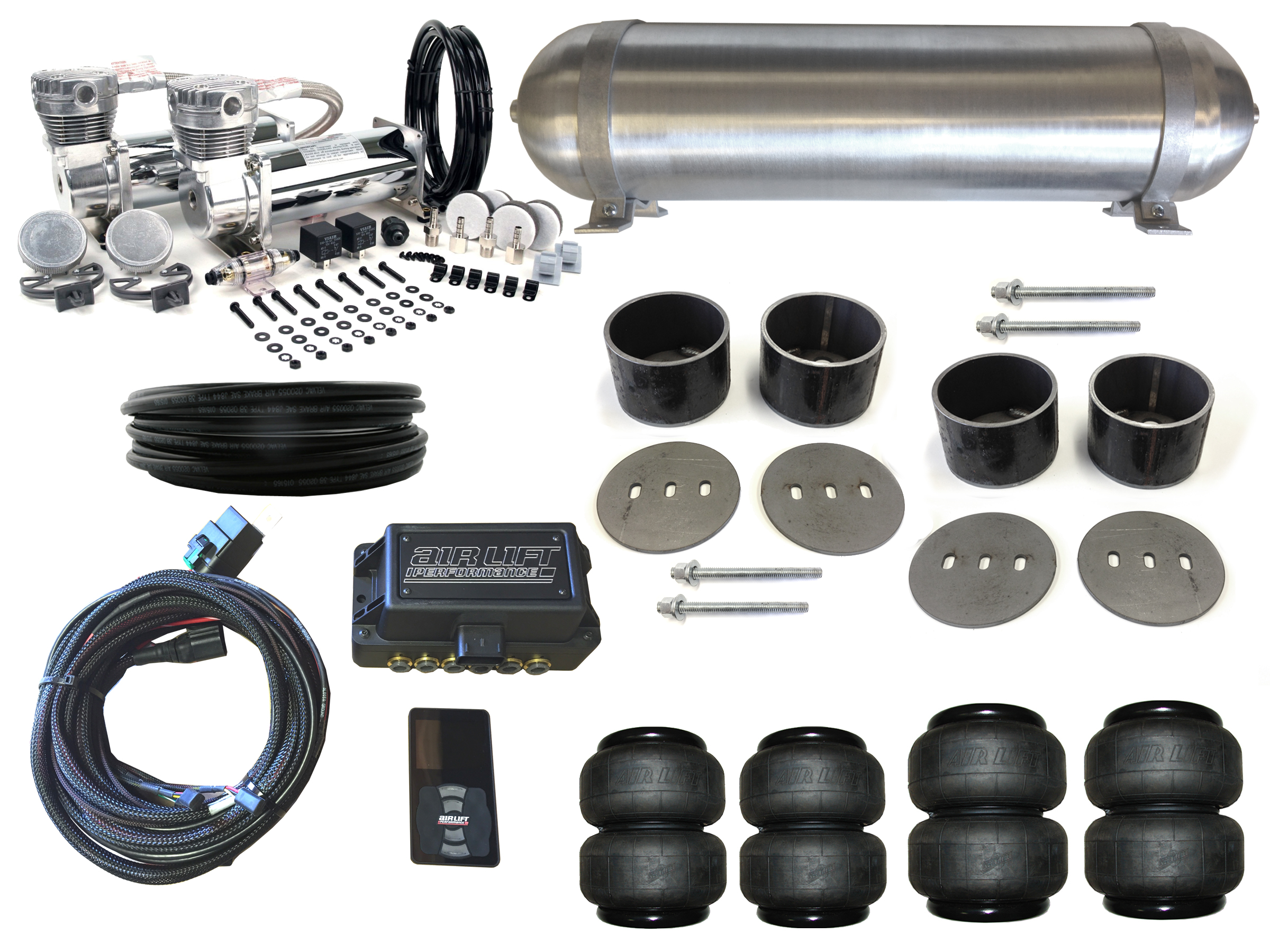 Complete Fbss Airbag Suspension Kit 65 70 Cadillac