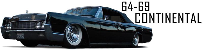 64-69 Lincoln Continental