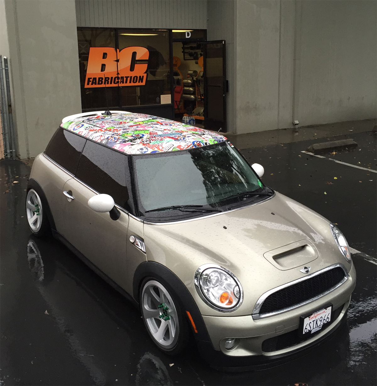 07 15 Mini Cooper R55 R56 R57 Airbag Suspension Kit Level 4 With Air Lift Performance 3p Management