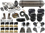 Complete FBSS Airbag Suspension Kit - 58-64 Chevrolet Impala - LEVEL 2