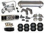 Complete FBSS Airbag Suspension Kit - 79-95 Toyota Pickup - LEVEL 1