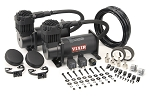 Viair 380c Dual Air Compressor Pack - Stealth Black