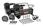 Viair 444C BLACK Dual Compressor Pack
