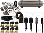 Complete Air Suspension Kit - MKII & MKIII Platform - LEVEL 2