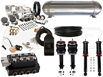 Complete Air Suspension Kit - MKII & MKIII Platform - LEVEL 3