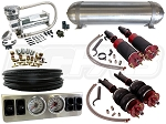 Complete Air Suspension Kit - 2009-2014 Acura TL, TSX - LEVEL 1