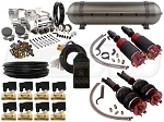 Complete Air Suspension Kit - 2009-2014 Acura TL, TSX - LEVEL 2
