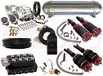 Complete Air Suspension Kit - 2009-2014 Acura TL, TSX - LEVEL 3