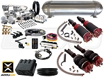 Complete Air Suspension Kit - 2009-2014 Acura TL, TSX - LEVEL 4 w/ AccuAir eLevel