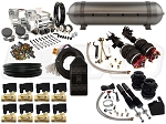 Complete Air Suspension Kit - 2013-2015 Acura ILX - LEVEL 2