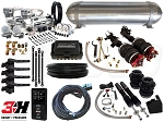 Complete Air Suspension Kit - 2013-2015 Acura ILX - LEVEL 4 w/ Air Lift 3H