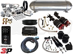 Complete Air Suspension Kit - 2013-2015 Acura ILX - LEVEL 4 w/ Air Lift 3P