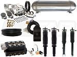 Complete Air Suspension Kit - 1992-2001 Honda Prelude - LEVEL 3