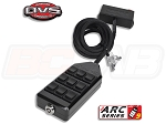 AVS Switch Box w/ 9 Rocker Switches - 4 Corner - Black