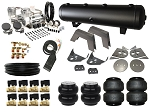 Complete FBSS Airbag Suspension Kit - 68-72 Datsun 521 - LEVEL 2