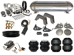 Complete FBSS Airbag Suspension Kit - 68-72 Datsun 521 - LEVEL 3