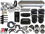 Complete Air Suspension Kit - 2002-2008 Dodge Ram - LEVEL 4 w/ Air Lift 3H
