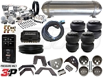 Complete Air Suspension Kit - 2002-2008 Dodge Ram - LEVEL 4 w/ Air Lift 3P