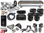 Complete Air Suspension Kit - 1995-2003 Toyota Tacoma - LEVEL 4 w/ Air Lift 3P