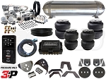 Complete Air Suspension Kit - 1979-1995 Toyota Pickup - LEVEL 4 w/ Air Lift Performance 3P