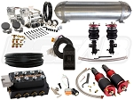 Complete Air Suspension Kit - 2012-2016 Scion FR-S - LEVEL 3