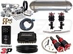 Complete Air Suspension Kit - 2012-2016 Scion FR-S - LEVEL 4 Air Lift 3P