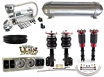 2002-2007 Subaru Airbag Suspension Kit - LEVEL 1