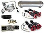 1997-2002 Subaru Forester Airbag Suspension Kit - LEVEL 1