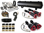 1997-2002 Subaru Forester Airbag Suspension Kit - LEVEL 2
