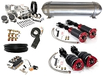 1997-2002 Subaru Forester Airbag Suspension Kit - LEVEL 3