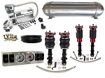 1992-2001 Subaru Impreza Airbag Suspension Kit - LEVEL 1