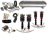1992-2001 Subaru Impreza Airbag Suspension Kit - LEVEL 3