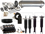 Complete Air Suspension Kit - 1990-1997 Honda Accord - LEVEL 3