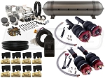 Complete Air Suspension Kit - 2013-2017 Honda Accord - LEVEL 2