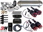 Complete Air Suspension Kit - 2013-2017 Honda Accord - LEVEL 4 w/ Air Lift 3H