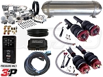 Complete Air Suspension Kit - 2013-2017 Honda Accord - LEVEL 4 w/ Air Lift 3P