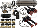 Complete Air Suspension Kit - 1998-2005 Lexus GS 300/400/430 - LEVEL 2