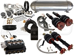 Complete Air Suspension Kit - 1998-2005 Lexus GS 300/400/430 - LEVEL 3