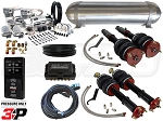Complete Air Suspension Kit - 1998-2005 Lexus GS 300/400/430 - LEVEL 4 Air Lift 3P