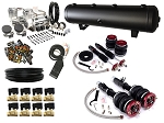 1982-1993 BMW 3-Series (E30) Airbag Suspension Kit - LEVEL 2