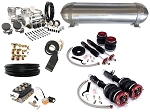 1982-1993 BMW 3-Series (E30) Airbag Suspension Kit - LEVEL 3