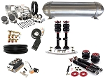 1992-1998 BMW 3-Series (E36) Airbag Suspension Kit - LEVEL 3