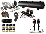 1999-2006 BMW 3-Series (E46) Airbag Suspension Kit - LEVEL 2