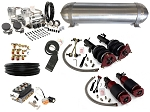 02-06 Mini Cooper (R50, R52, R53) Airbag Suspension Kit - LEVEL 3