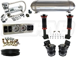 Complete Air Suspension Kit - 2004-2006 Scion xA, xB - LEVEL 1