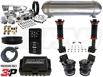 Complete Air Suspension Kit - 2004-2006 Scion xA, xB - LEVEL 4 w/ Air Lift Performance 3P